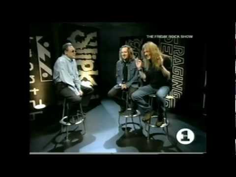 Adrian Smith and Janick Gers Interview