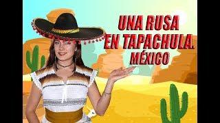 Una rusa en Tapachula. México
