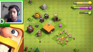 NOVA SÉRIE DO CANAL {CLASH OF CLANS} 《LD VLOGS 》