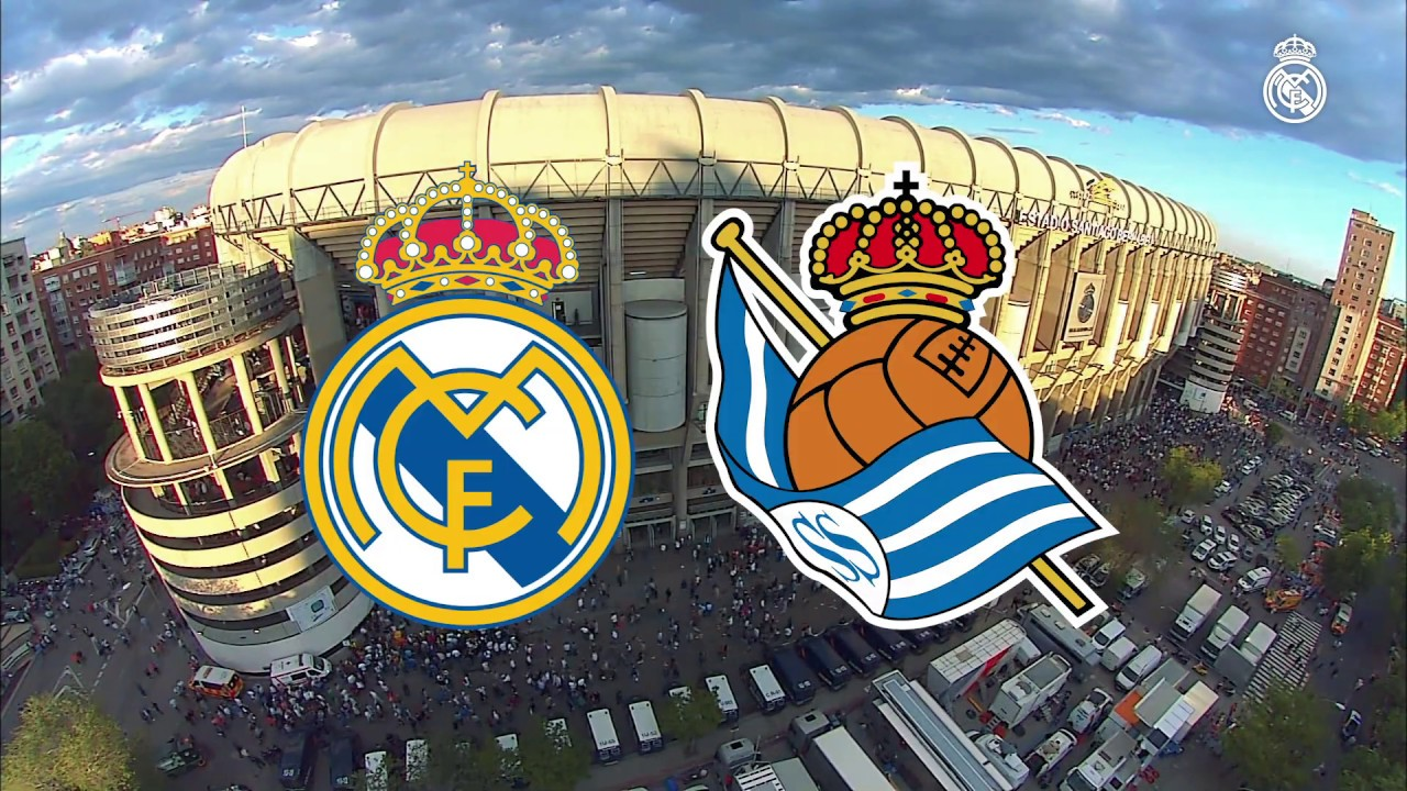 Preview Real Madrid Vs Real Sociedad Youtube