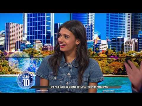 Madeleine Madden Talks Starring In 'Picnic At Hanging Rock' Series | Studio 10