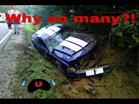 Why Do Mustangs Crash So Much?!