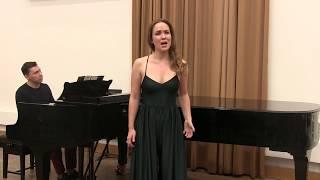 """Emily Edmonds - """"Werther, Werther..."""" (Ces lettres) Charlotte, 'Werther' (Massenet)"""