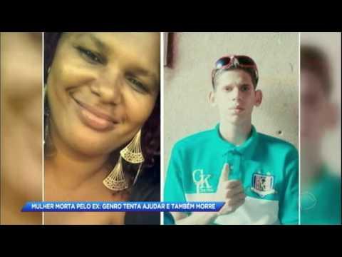 Homem mata com golpes de faca a ex-mulher e o genro