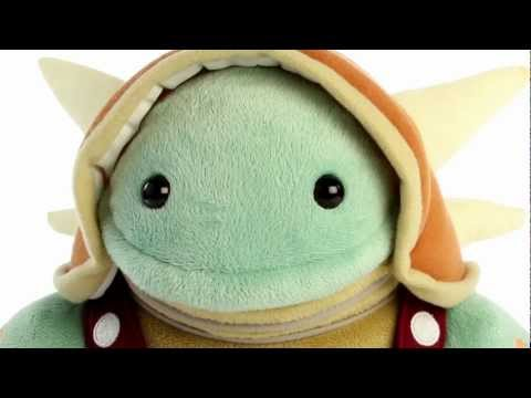 League of Legends Rammus Plush with Sound by J!NX