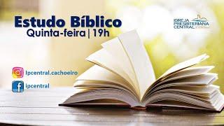 """Estudo Bíblico: """"Você é um sacerdote de Deus"""" - 09 de julho de 2020"""