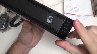 Seagate Backup Plus 4TB Portable External Hard Drive USB 3 0 Unboxing, Install