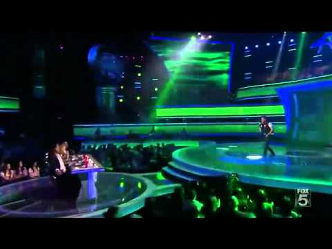 James Durbin - Maybe I'm Amazed - American Idol Top 13 - 03/09/11