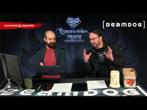 March 3, 2018 Beamdog Livestream - NWN:EE news and Siege of Dragonspear Announce For Mobile