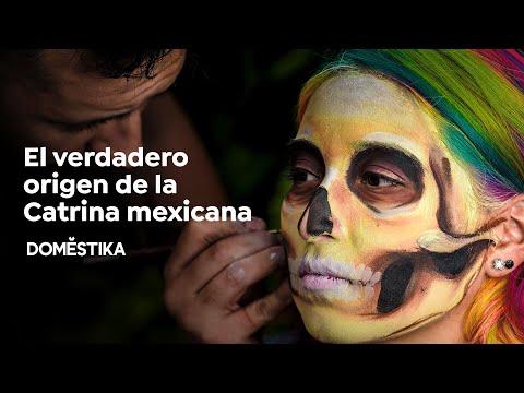 ¿Qué es la Catrina mexicana y cuál es su origen?