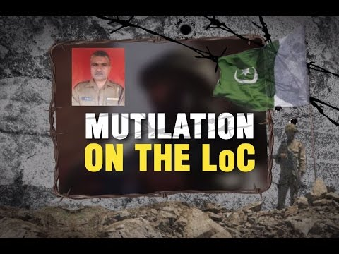 Pakistan's despicable act: Murderers in uniform