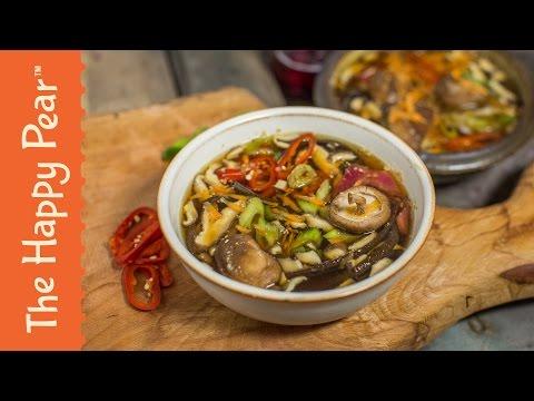 Miso Soup   Easy Cheap Vegan