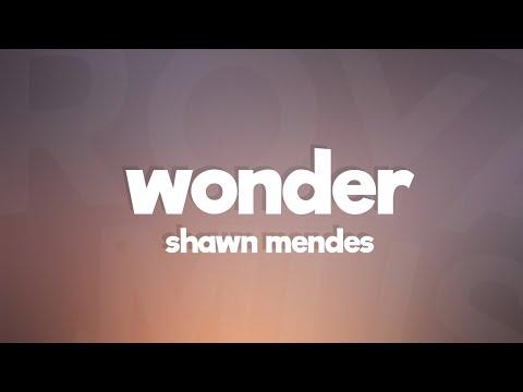 Shawn Mendes - Wonder (Lyrics)