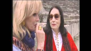 Nana Mouskouri at Epidaurus