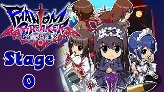 Phantom Breaker: Battle Grounds - PC - Stage 0  Akibara - Walkthrough Gameplay - HD 1080p
