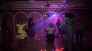 Поздравление невесты от жениха и друзей группа brazzers