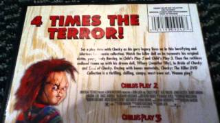 Childs Play Movie Collection With Curse Of Chucky 2013