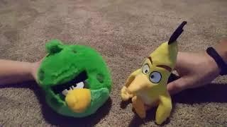 Angry birds Gilligan's island parody color version