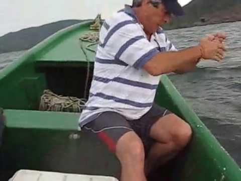 PESCA EN EL CARIBE COLOMBIANO BAHIA  TAGANGA
