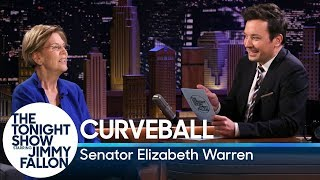 Curveball Questions: Elizabeth Warren Weighs in on Baby Yoda, Billie Eilish