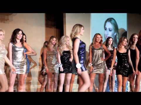 Конкурс красоты МИСС РУНЕТ Россия 2012