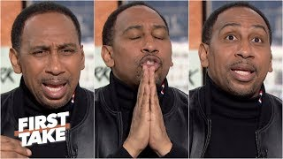 Download Stephen A. unleashes an epic rant about Steph Curry, Klay Thompson & the Warriors | First Take Mp3 and Videos