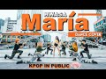 KPOP IN PUBLIC Hwa Sa화사 _ Maria마리아 커버댄스 DANCE COVER by THE SHADOW FROM VIET NAM