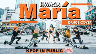 Download [KPOP IN PUBLIC] Hwa Sa(화사) _ Maria(마리아) 커버댄스 DANCE COVER by THE SHADOW FROM VIET NAM