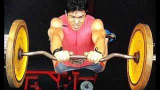 【腕の筋トレ】「ライイング・トライセップス・エクステンション」スカルクラッシャーとしても有名な上腕三頭筋トレーニング