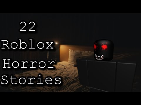 22 Roblox Horror Stories For A Rainy Night Youtube