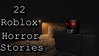 22 Roblox Horror Stories For a Rainy Night