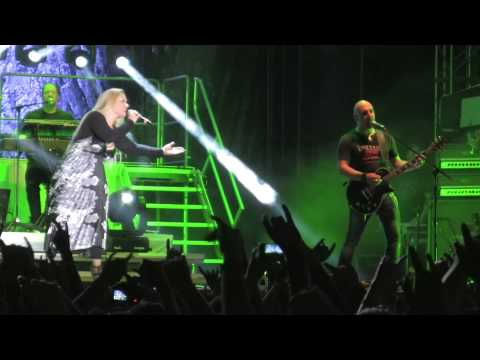 Avantasia feat. Amanda Somerville and Michael Kiske - Farewell (Masters of Rock 2013)