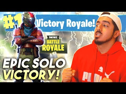 EPIC SOLO WIN WITH NEW RUST LORD SKIN! SEASON 3 TILTED TOWERS GAMEPLAY in FORTNITE BATTLE ROYALE!