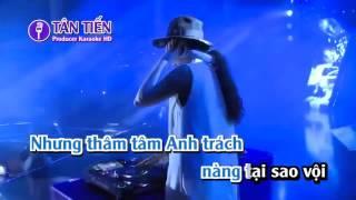 Karaoke HD Vợ Người Ta Remix - Phan Mạnh Quỳnh Full Beat
