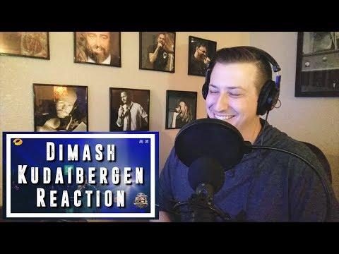 Singer Reacts to Dimash Kudaibergen - SOS dun terrien en détresse | Reaction