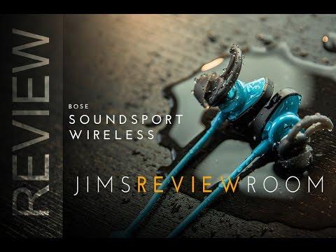 Bose SoundSport Wireless Earphones - REVIEW
