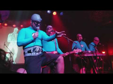 The Aquabats! - Fashion Zombies - Live at The Showbox in Seattle 10/19/2017