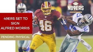 BREAKING NEWS: 49ers To Sign RB Alfred Morris