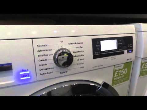 a siemens wm14s890 idos working youtube. Black Bedroom Furniture Sets. Home Design Ideas