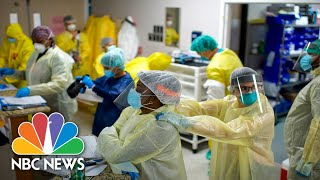 One Year Later, Possible Fourth Wave of Covid Looms | Meet The Press | NBC News