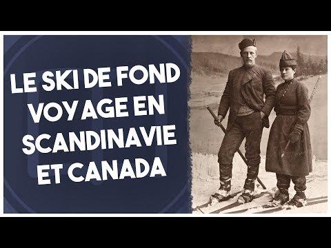 Ski de fond, de la Scandinavie au Canada - L'Histoire nous le dira #11