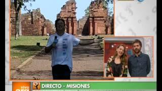 Vivo en Arg - Misiones - San Ignacio Mini - 09-09-13 (1 de 5)