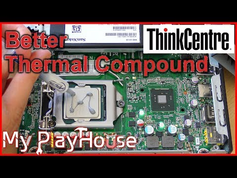 Better Thermal Compound to Improve Performances - 532