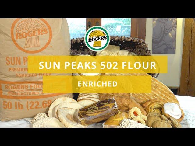Rogers Foods - Sun Peaks 502 Flour