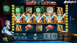 Ghosts of Christmas Online Slot from Playtech