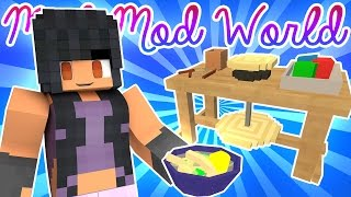 Minecraft | Decoration Time COME ON! | Mod Mod World Ep.2 [Roleplay]