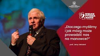Download lagu Dlaczego myślimy i jak mózg może prowadzić nas na manowce? - prof. Jerzy Vetulani