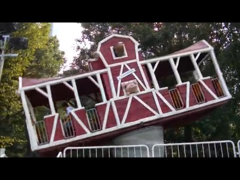 Victorian Gardens Amusement Park In Central Park Nyc With The Legend Youtube