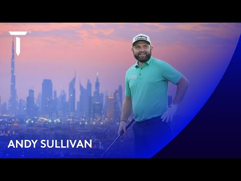 Andy Sullivan Almost Breaks 36 Hole Scoring Record| Golf in Dubai Championship presented by DP World