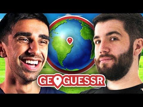 GEOGUESSR #13 With Vikk & Josh (GeoGuessr Challenge)